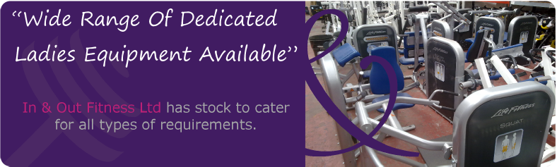New Used And Reconditioned Fitness Equipment Covering UK And Europe
